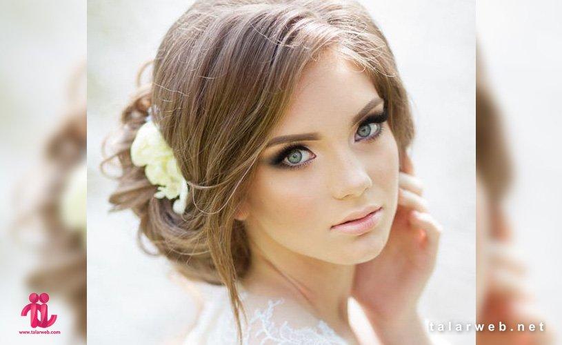 نکات مهم آرایش عروس در فصل بهار