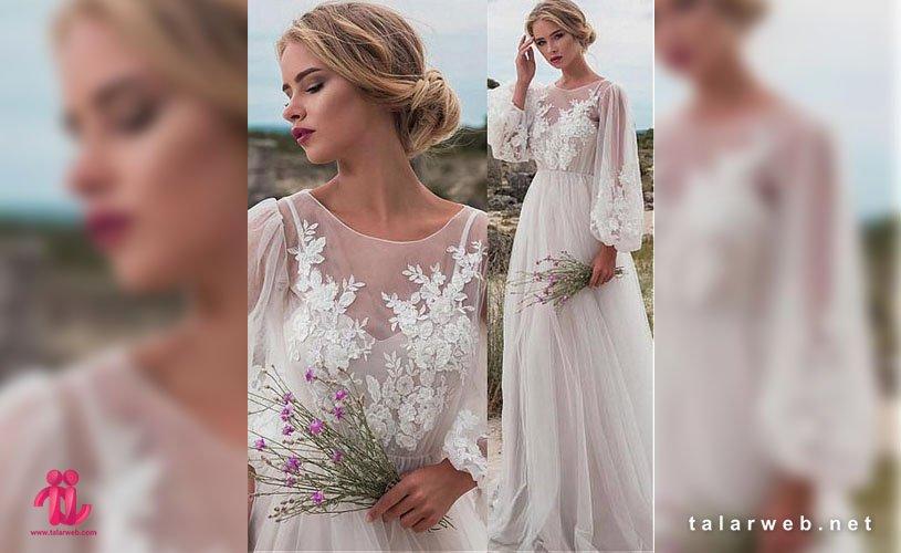 لباس عروس دانتل چیست