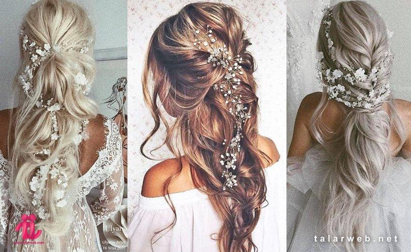 مهم ترین نکات انتخاب مدل موی عروس