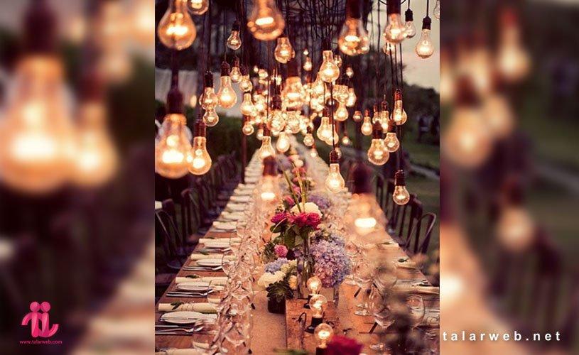 نکات مهم برگزاری جشن عروسی فصل بهار
