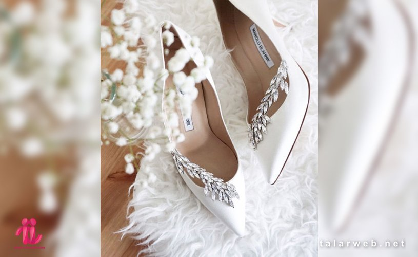۵ نکته مهم در انتخاب کفش عروس