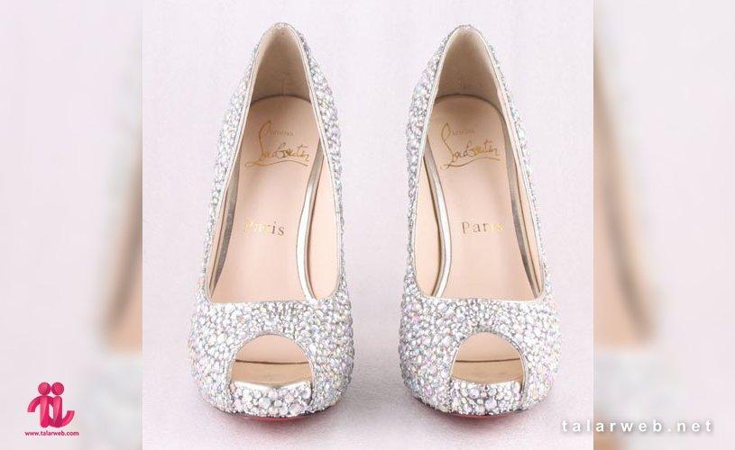 جدیدترین مدل کفش عروس ۲۰۱۹