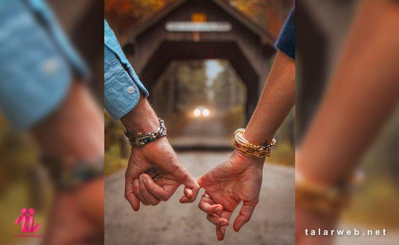 جدیدترین ژست عروس و داماد اسپرت
