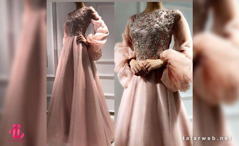 جدیدترین مدل لباس نامزدی پوشیده ۲۰۱۹