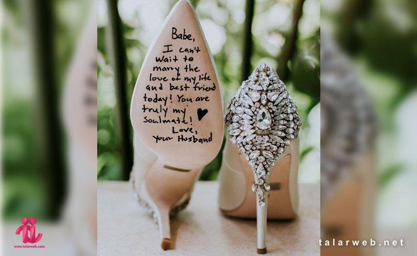 ایده جالب سورپرایز داماد برای عروس