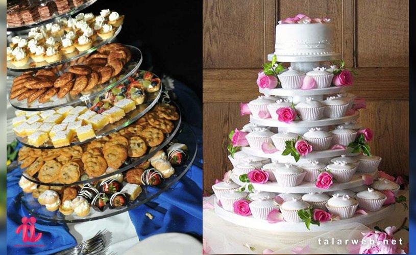بهترین شیرینی برای مراسم عروسی