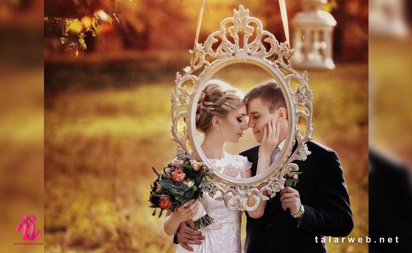 ایده های جدید عکاسی عروسی