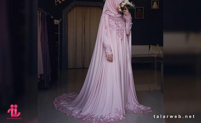 جدیدترین مدل لباس نامزدی پوشیده 2019