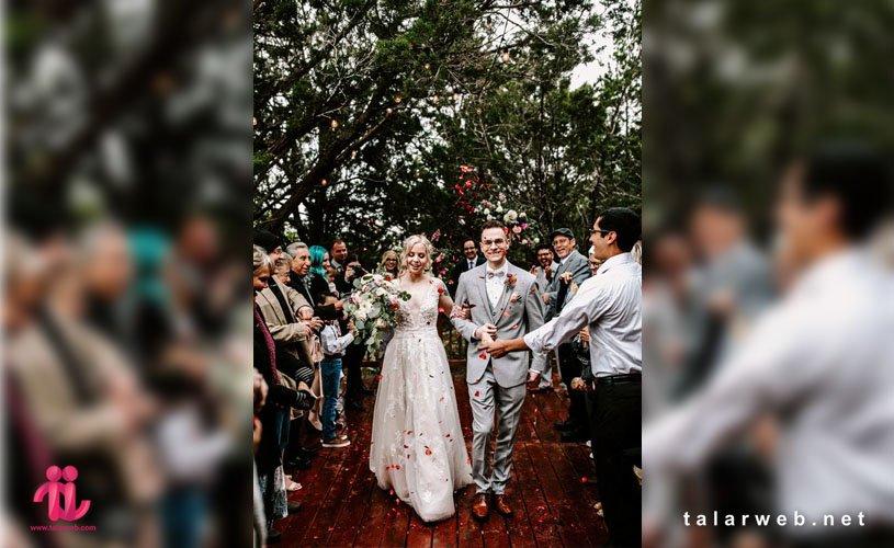روز عروسی چگونه رفتار کنیم