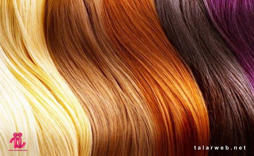 بهترین رنگ برای موهای کم پشت
