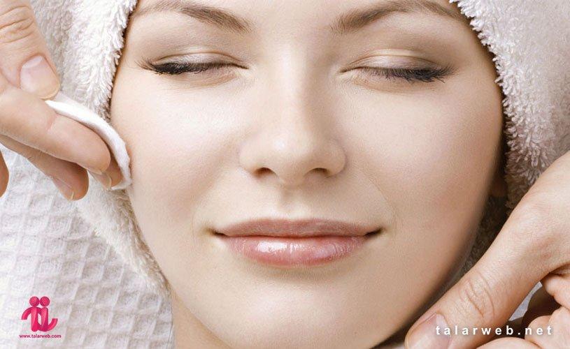 راز داشتن پوست شفاف و صاف