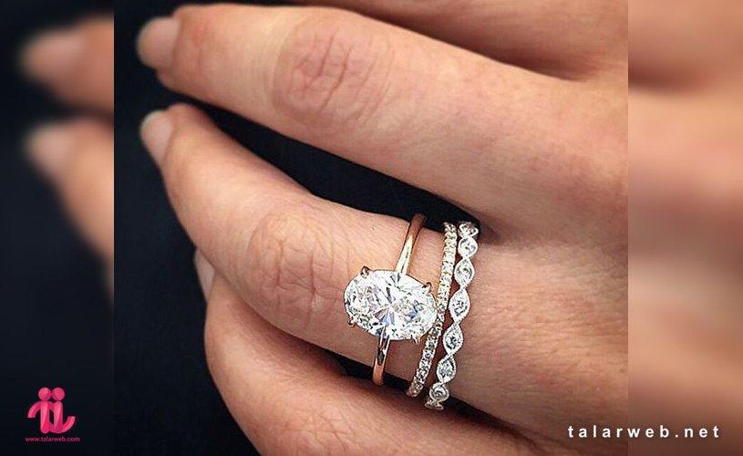 انگشتر پشت حلقه چیست
