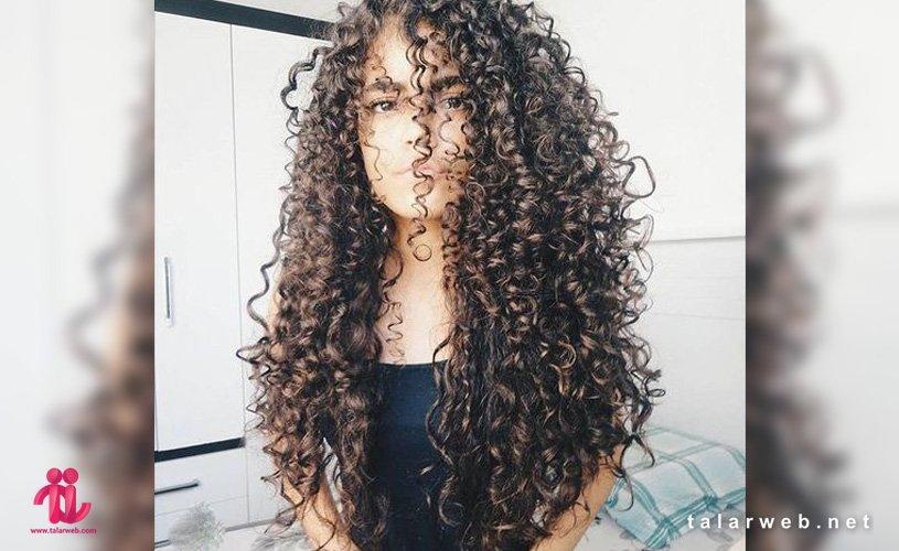 ۵ پرهیز برای موی فر