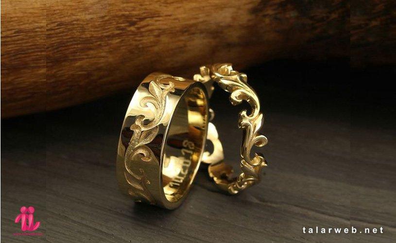 مدل حلقه ازدواج ست ۲۰۱۹