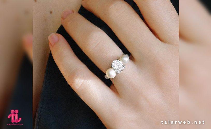 تفاوت حلقه با انگشتر نشان