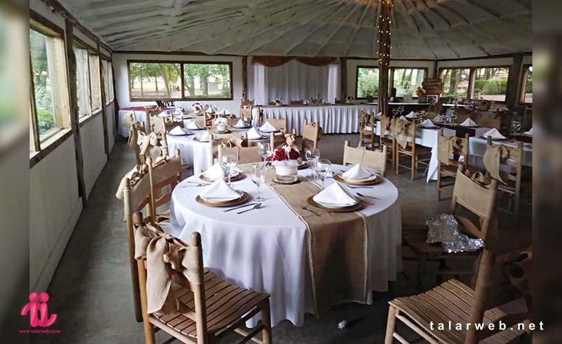 برگزاری مراسم عروسی در باغ یا تالار عروسی