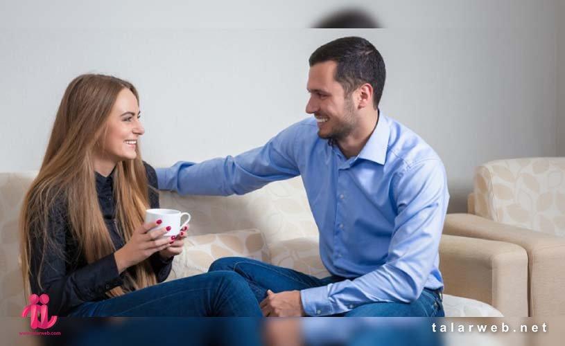 نحوه ارتباط درست با همسر